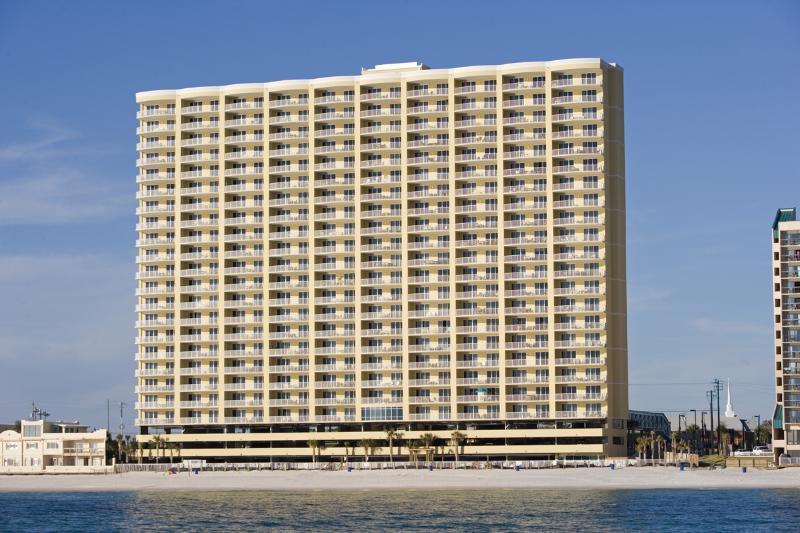 Emerald Isle Gulf Front Condominiums Panama City Beach